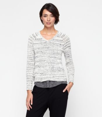 Blurred Cotton Stripe