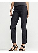 Slim Ankle Pant in Lightweight Organic Denim