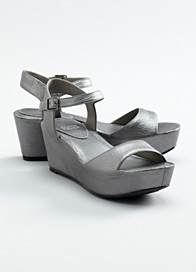 Shape Wedge Sandal