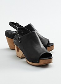 Whole Wedge Sandal