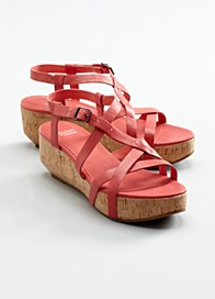 Array Wedge Sandal