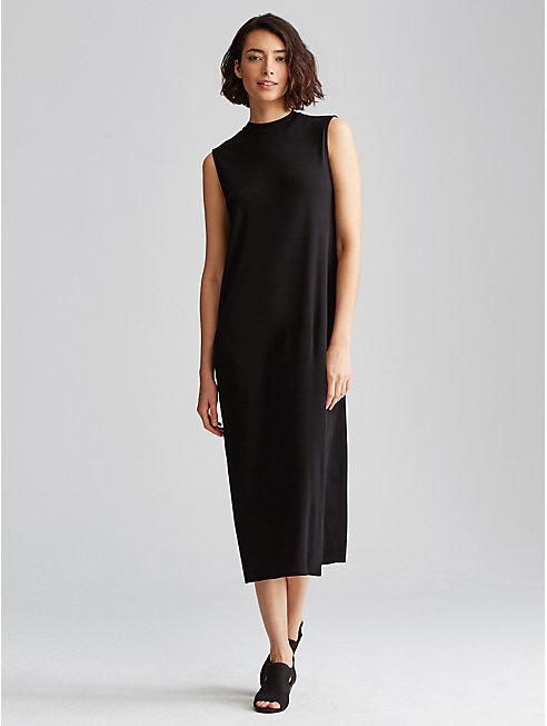 Bluesign® Certified Silk Jersey Dress
