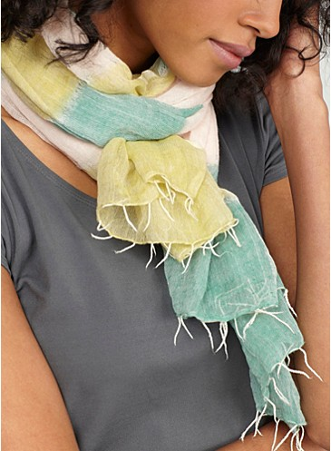 Eileen fisher scarf, Eileen Fisher website,How to wear summer scarves,