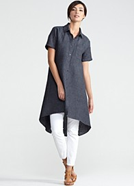 Washed Linen Delave