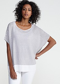 Lightweight Linen Stripe