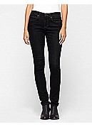 Petite Skinny Jean in Organic Soft Stretch Denim