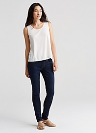 Organic Soft Stretch Denim