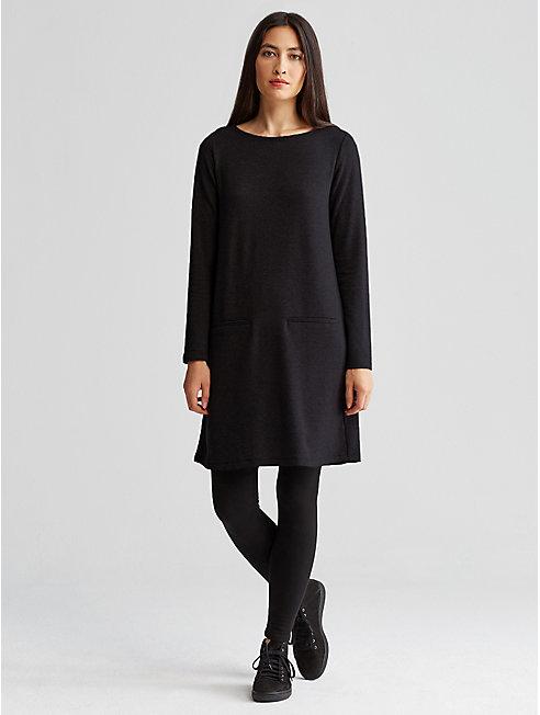 Tencel Fleece Layering Dress