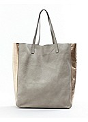 Tote in Italian Leather