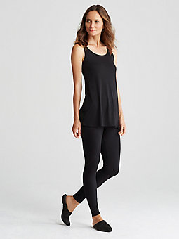 Petite Ankle Leggings in Viscose Jersey