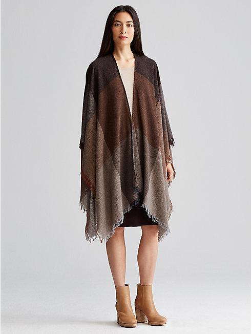 Viaggio Wool Blend Serape