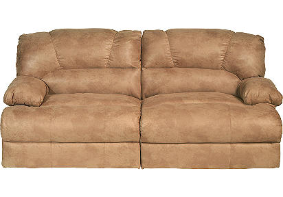 Russell Sand Motion Sofa from roomstogo.com