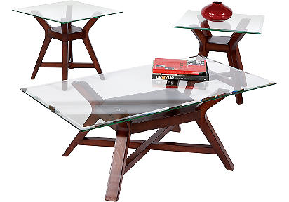 Solimar 3 Pc Table Set :: Rooms To Go - Table Sets :  home furniture retail store furniture retailer furniture retailer online