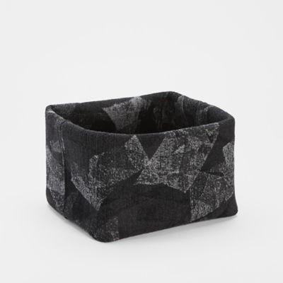 Waste No More Felted Basket