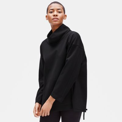 Resewn Rayon & Ponte Pullover