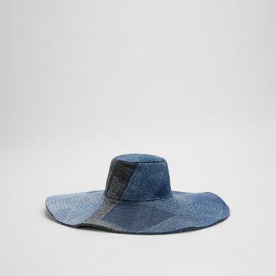 Waste No More Denim Bucket Hat