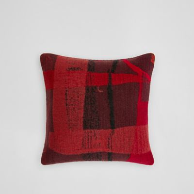 Waste No More Felted Pillow, 11