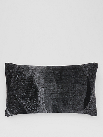 """Waste No More Felted Pillow, 12"""" by 20"""""""