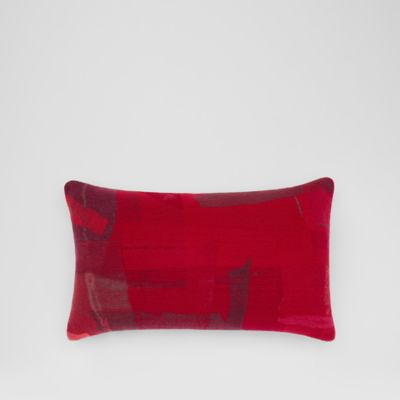 Waste No More Felted Pillow, 12