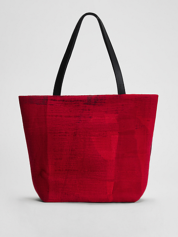 Waste No More Felted Tote