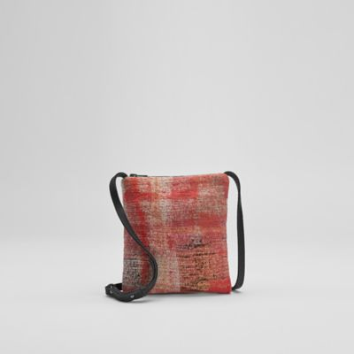 Waste No More Felted Crossbody Bag