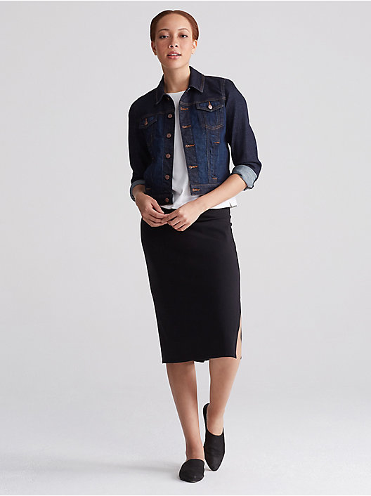 Womens Jackets And Vests Eileen Fisher