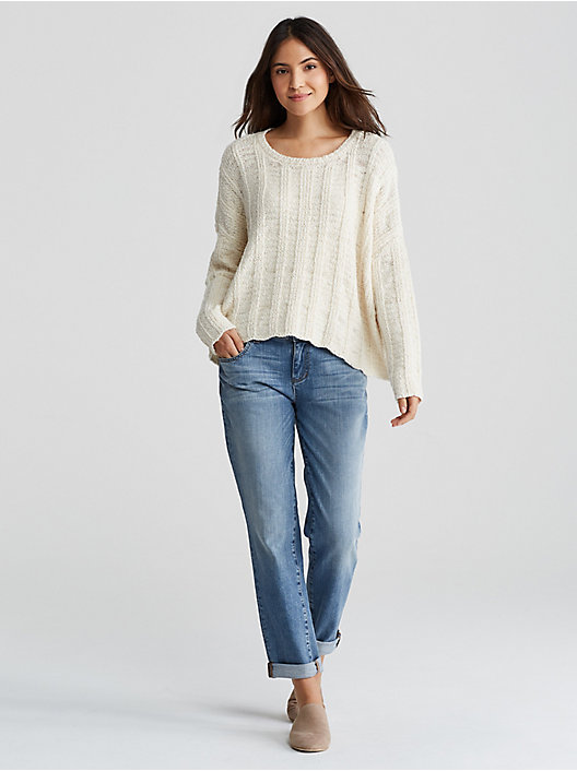 Skinny Jeans for Women and Chambray Shirts | EILEEN FISHER