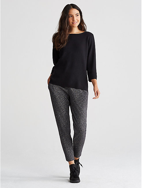 Organic Cotton and Wool Pant