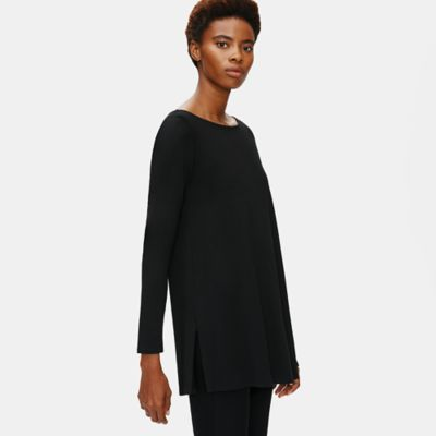 System Tencel Jersey Tunic