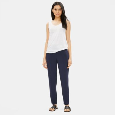 System Viscose Jersey Easy Pant