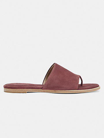 Edge Tumbled Nubuck Slide
