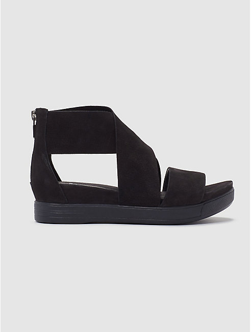 Sport Sneaker Sandal in Tumbled Nubuck