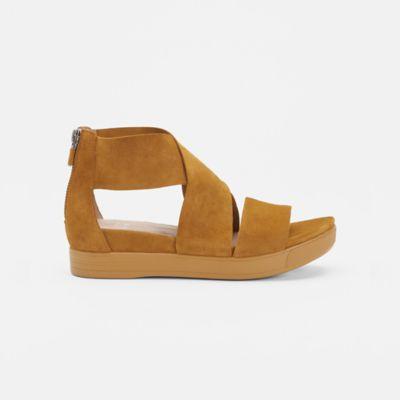 Sport Suede Sneaker Sandal