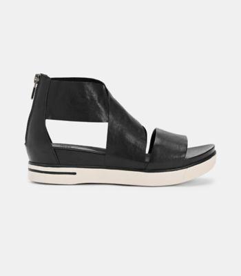 Sport Leather Sneaker Sandal