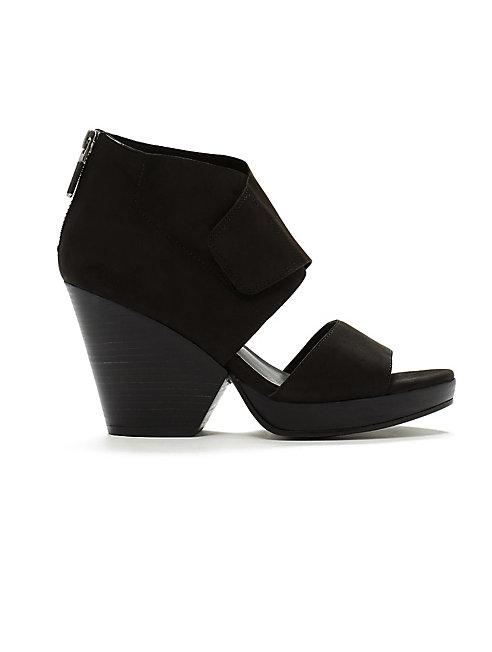 Clip Platform Sandal