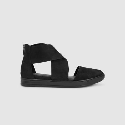 Carver Tumbled Nubuck Sneaker Sandal