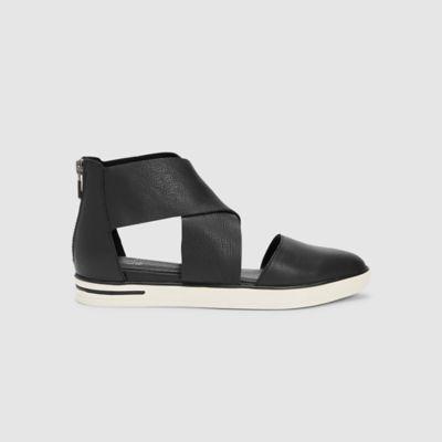 Carver Washed Leather Sneaker Sandal