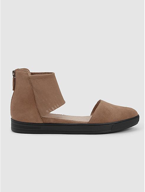 Powell Suede Sneaker Sandal