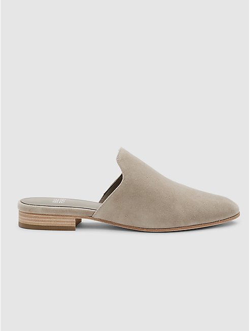Dion Mule in Suede