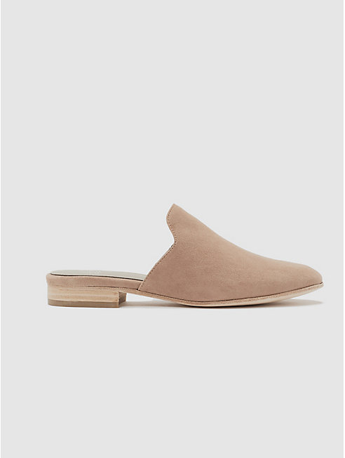 Dion Slide in Suede