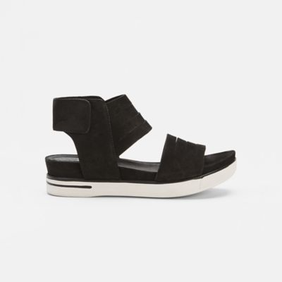 Slice Tumbled Nubuck Sneaker Sandal