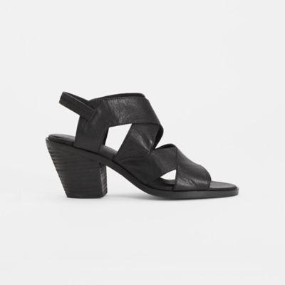 Rai Leather Slingback Sandal