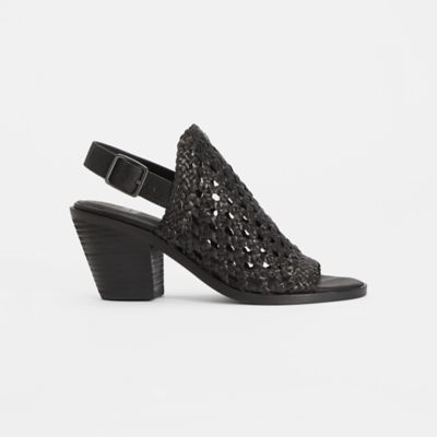 Rory Woven Leather Sandal