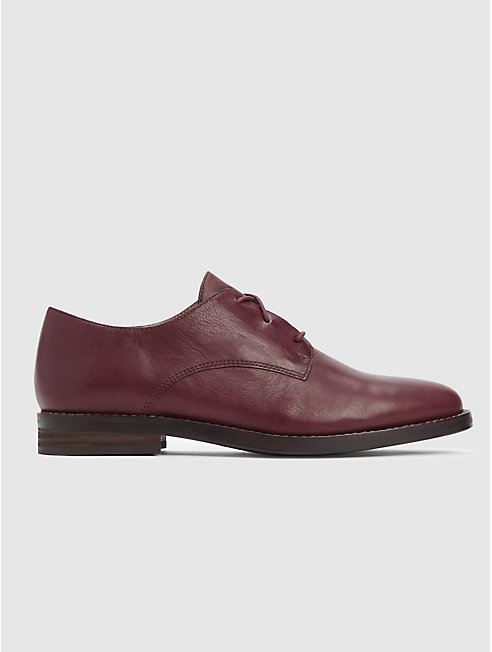 Milo Leather Oxford