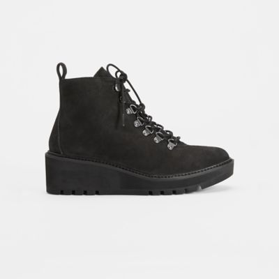 Camp Tumbled Nubuck Hiker Bootie