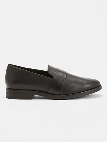 Hayes Smooth Leather Loafer