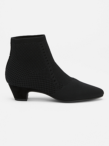 Purl Recycled Stretch Knit Bootie