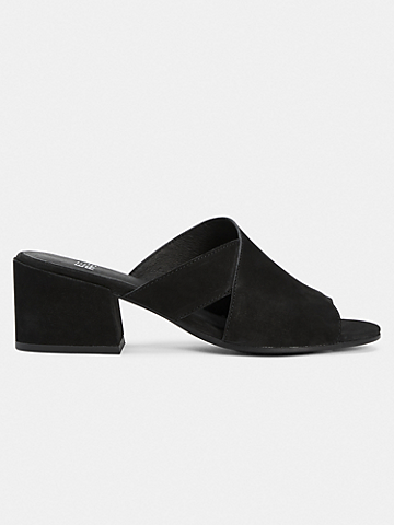 Haven Tumbled Nubuck Slide