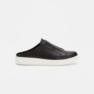 News Washed Leather Sneaker