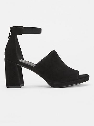 Matty Suede Platform Sandal